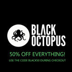 50% off all Black Octopus Sound sample packs this weekend only!