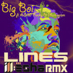 Big Boi – Lines feat. ASAP Rocky & Phantogram (ill-esha Remix)