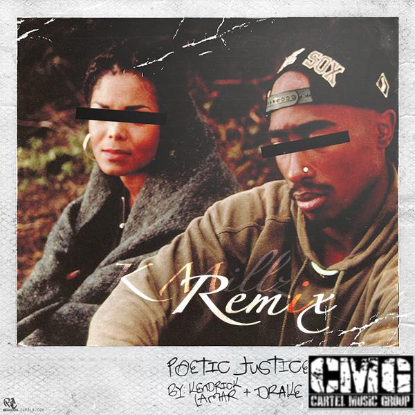 Kendrick Lamar Poetic Justice Dj K Millz Club Mix Future Classics