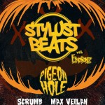 HALLOWEEN HYPE W/ Stylust Beats / Pigeon Hole / Scrumb / Max Veilan / Bullet Bill (Digital Motion Events & INEO Studios)