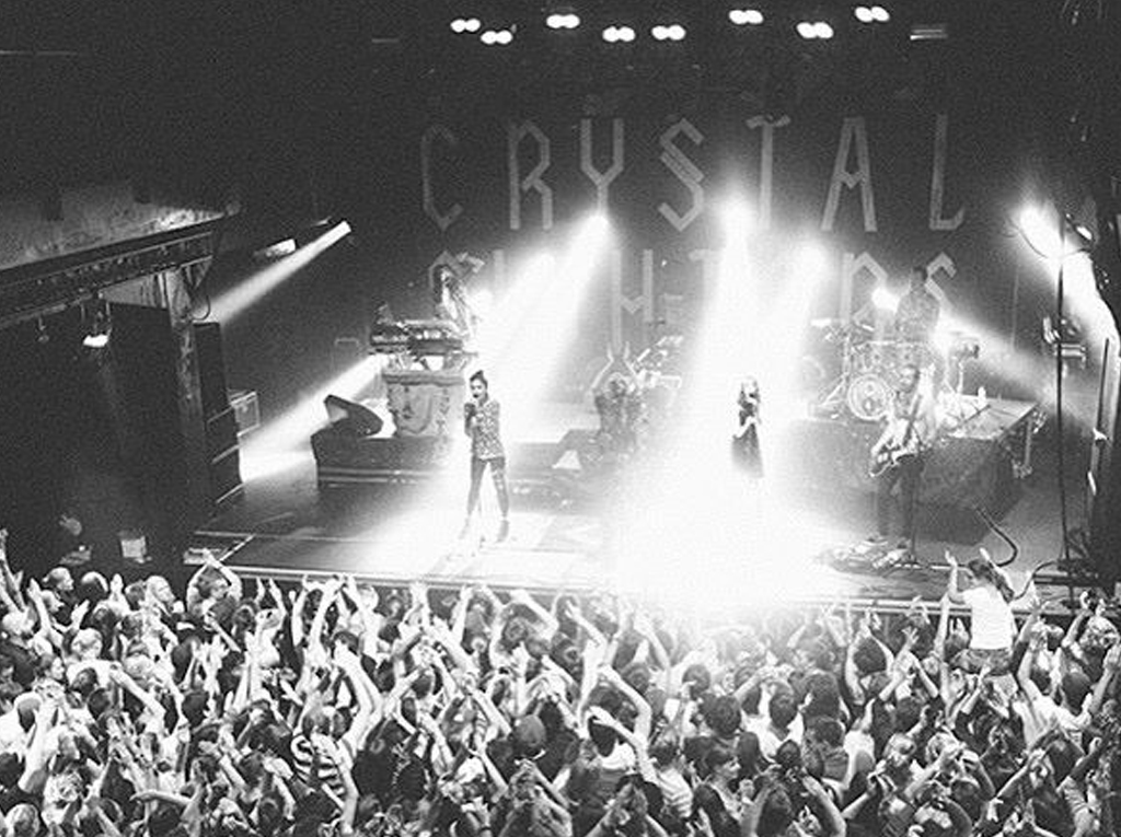 Crystal Fighters w/ Clubfeet @ Sydney, The Hifi