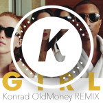 Pharrell Williams – G I R L (Konrad OldMoney Remixes)