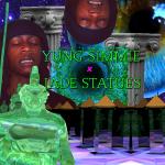 YUNG SIMMIE – WOODGRAIN GRIPPIN' (Jade Statues Flip)