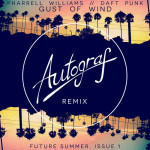 Pharrell – Gust Of Wind feat. Daft Punk (Autograf Remix)