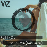 Premier: Falty DL – For Karme (Wigzen ReVision)