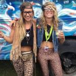 Shambhala 2014 with Betty of Betty & Kora