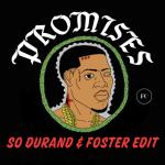 Premiere: Baauer – Promises feat. Fetty Wap & Double Dutch (So Durand & Foster Edit)