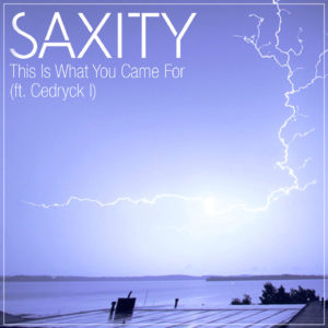 SAXITY Cover Art